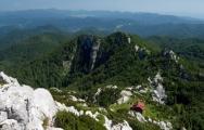 Sam vrh Risnjaka nalazi na području Grada Bakra