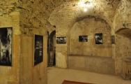 Ispod crkve sv. Andrije nalazi kripta