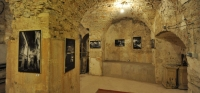 There is a crypt underneath the St. Andrija Church