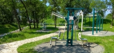 Fitness park Kukuljanovo