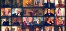 KUU Sklad - online izvedba arije 'Neka cijeli ovaj svijet'