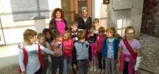 Praputnjarski zapisi Jadranke Ajvaz: Prvašica va praputnjarskoj škole