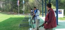 """Shooting range """"Vojsko"""""""